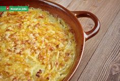Cheesy Ham and Egg Breakfast Casserole Ham And Egg Casserole, Casserole Recipes, Brunch Recipes, Breakfast Recipes, Breakfast Ideas, Breakfast Egg Casserole, Quiche Dish, Ham And Eggs, Salty Foods