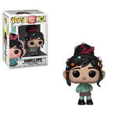 Wreck It Ralph, Disney Pop, Disney Marvel, Pop Vinyl Figures, Pop Figures Disney, Objet Harry Potter, Vanellope Y Ralph, Funko Pop Display, Film Manga