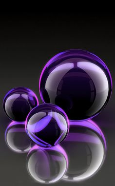 Bubbles of fun are perfectly lit to illuminate the gentle blush of purple. #catherineclinch