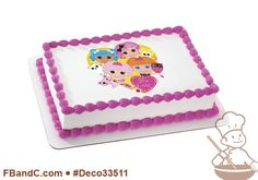 Deco33511 | LALALOOPSY SEW CUTE PC IMAGE | Buttons, Pets, heart.
