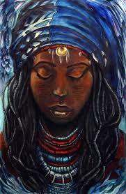Yoruba Priestess