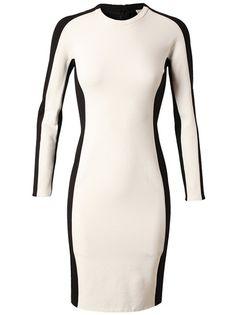 $67914 3.1 PHILLIP LIM Monochrome Panelled Stretch Dress