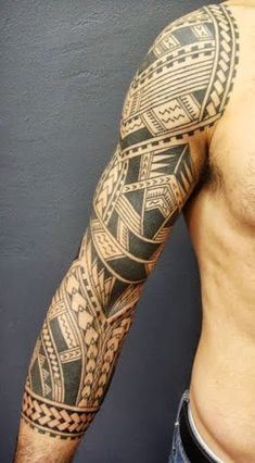 Image Result For One Piece Tattoos That Wrap From Shoulder To Leg