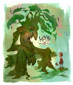 Treeman.png 856×1000 pixels
