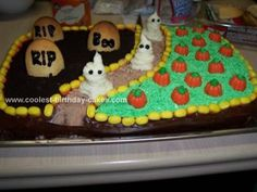 coolest ghost cake