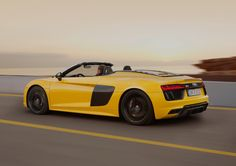 The new Audi R8 Spyder #carleasing deal | One of the many cars and vans available to lease from www.carlease.uk.com