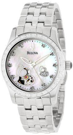 Bulova Women's 96R122 Diamond Accented Automatic Watch Bulova,http://www.amazon.com/dp/B001VEHXBI/ref=cm_sw_r_pi_dp_Dvzxsb0AK5HXSDCF