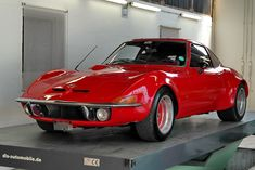 Opel Gt V8 02 Dls Automobile