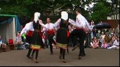 Tanec Bulgarian Dance Group at Sidmouth Part 1