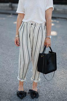 Summer Linen I Outfit on viennawedekind.com