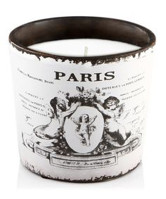 Take a look at this Lily of the Valley Vintage European Candle Pot by Laura Ashley Home on #zulily today!
