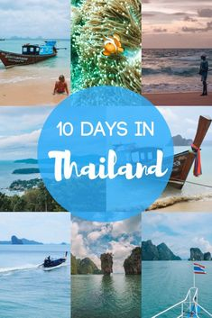 Planning a 10-day trip to Thailand? Find out everything you need to know with this travel guide and Thailand 10-day itinerary. Including information about currency, cuisine and detailed day-by-day itineraries start planning your Thailand trip! #thailand #10dayitinerary #10daysinthailand