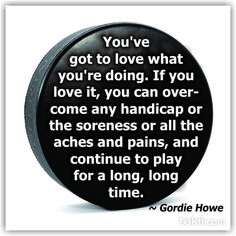 We are dedicated to servicing the adult recreational and oldtimers hockey community in Canada. We strive to develop and deliver hockey resources that assist team, league and tournament organizers across Canada and around the world. Hockey Decor, Hockey Room, Ice Hockey Quotes, Hockey Sayings, Tennis Quotes, Red Wings Hockey, Rangers Hockey, Hockey Season, Canada
