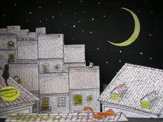 Paper theatre: los tejados de la villa