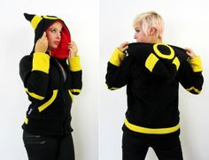 Want you Umbreon hoodie! Or any of the eevolution hoodies really. I'm not picky!