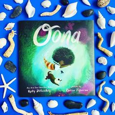 New York Times bestselling author Kelly DiPucchio and illustrator Raissa Figueroa would like to introduce Oona—the big wide sea's littlest mischief-maker. This comical and heartfelt picture book is a winning celebration of invention, creativity, and friendship. With gorgeous underwater scenes and a crowd-pleasing tale, this is one little mermaid who is here to make a splash! 📸 @librarymombooks