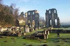 Maltby Roche Abbey by Heritage Inspired, via Flickr