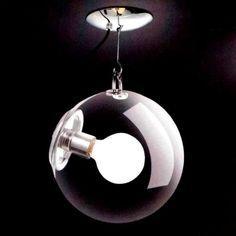 Minimalistyczny plafon LAMPA sufitowa EDISON AX6020-1L Azzardo szklana OPRAWA kula ball nowoczesna bulb żarówka przezroczysta Lamp Light, Ceiling Lights, Lighting, Home Decor, Decoration Home, Room Decor, Lights, Outdoor Ceiling Lights, Home Interior Design
