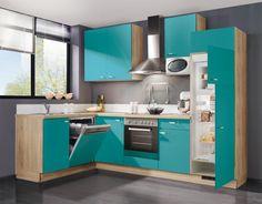 Kuchyně jsou centrální místností každého domova. Trávíme v nich mnoho času, ať už přípravou pokrmů nebo setkáními s přáteli. Kuchyň proto musí být nejen... Kitchen Sets, Kitchen Island, Kitchen Cabinets, Retro, Design, Home Decor, Diy, Painting, Diy Kitchen Appliances
