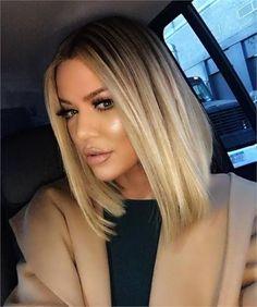 Get the Formula: Khloe Kardashian's Bombshell Blonde - Inspiration - Modern Salon