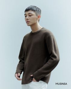 Asian Haircut, Yoo Ah In, Cute Birthday Cards, Perfect Model, Asian Men, Asian Guys, Kdrama Actors, Classic Chic, Korean Celebrities