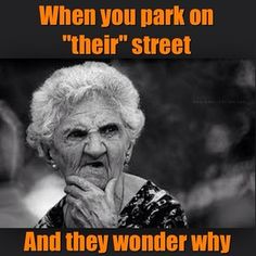 This made me smile, and so true especially in Palm Coast
