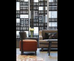 Best Urban Hotels The shortlist Interior Exterior, Interior Walls, Interior Architecture, Lounge Design, Store Concept, Hm Home, Hotel Lounge, Hotel Restaurant, Partition Design