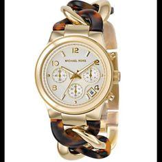Michael Kors watch. Beautiful!