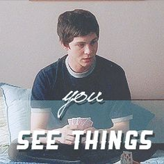 The Perks of being a Wallflower // Logan Lerman //  #film