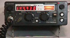 Kenwood TR-7400A, kenwood tr7400