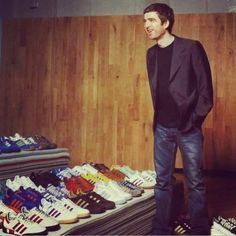 Noel Gallagher - Adidas
