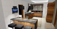 Modern konyhabútor | Modern design konyhák Shelves, Modern, Table, Furniture, Home Decor, Shelving, Trendy Tree, Decoration Home, Room Decor