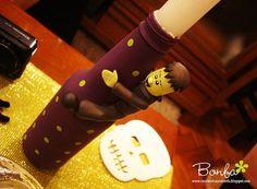 Casos e Coisas da Bonfa: A Festa de Halloween da Bruxinha Bonfonilda