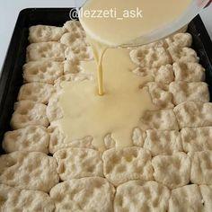 Hayırlı akşamlar❤ Göçmen böregi dızmana..Mayalı hamurla yapılacak en güzel tarif...