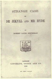 Strange Case of Dr Jekyll and Mr Hyde - Wikipedia, the free encyclopedia