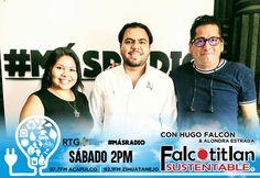 Falcotitlan SUSTENTABLE®  SINTONIZA HOY SÁBADO A LAS 2PM A TRAVÉS DE RADIO Y TELEVISIÓN DE GUERRERO (RTG) POR 97.7 FM ACAPULCO, 92.1 FM ZIHUATANEJO Y 870 AM CHILPANCINGO  #MásRadio  #FalcotitlanSUSTENTABLE  OTROS DISPOSITIVOS: http://rtvgro.net/radio/blog/category/acapulco/  INVITADO:  Lic. Aldo Ayvar, director de Aldea Legal.  TEMA: Aldea Legal: Hacedor de emprendedores.  DESCARGA LA APLICACIÓN RTG POR ANDROID E iOS.  VISITA: http://www.falcotitlansustentable.com