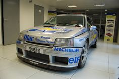 Clio MAxi Jean Ragnotti Clio Maxi, Clio Williams, Racing Motorcycles, Top Cars, Modified Cars, Rally Car, Courses, Race Cars, Automobile