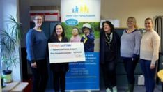 Latest news Edinburgh charity Home Link Family Support awarded £5,000 grant from Scottish Children's Lottery.