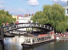 London Waterbus  Enjoy a 35 minute cruise for a fiver - if you plan your route right. Trips from London Zoo to Little Venice cost £5. Find out more here.