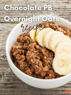 Busy mornings call for nutritious breakfast options that not only fuel your body and mind, but also taste delicious and satisfy your appetite right from the start. Click here to try this Chocolate PB Oats recipe! Nutritious Breakfast, Healthy Breakfast Recipes, Breakfast Options, Healthy Recipes, Protein Powder Recipes, Protein Shake Recipes, Yummy Drinks, Healthy Drinks, Healthy Food