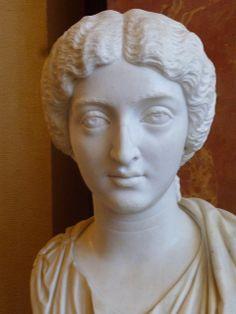 Faustina the younger, daughter of Antoninus Pius and wife of Marcus Aurelius  