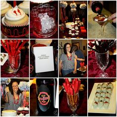 Great ideas for a True Blood party!