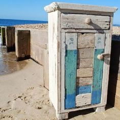 Quayside Driftwood Cabinet | Driftwood Furniture | Wooden Cabinet