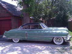1952 Cadillac Series 62
