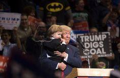 Split Over Donald Trump Threatens to Tilt Republican States - New York Times