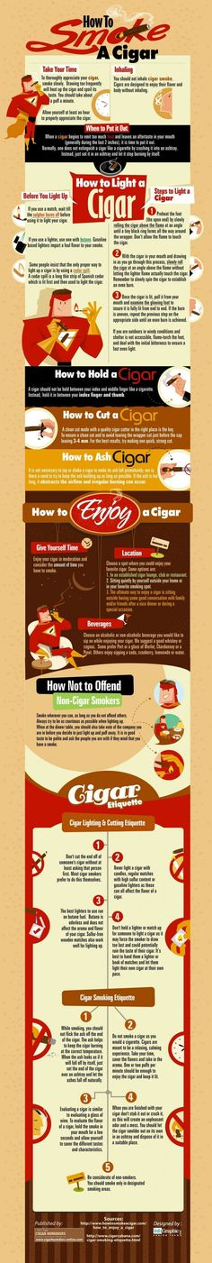 How To Smoke A Cigar | MY TURF/PHOENIX