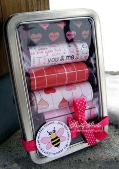 valentine candy quiz