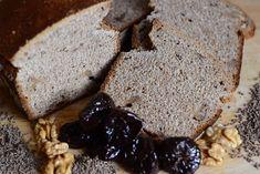 Pan frutal de centeno