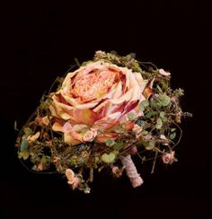 Pinner said: Wonderfully different! from Florint: Blok Floristry School Norway Bridal Decorations