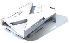 Uso de diagonales, un paso a la luz - Noticias de Arquitectura - Buscador de Arquitectura